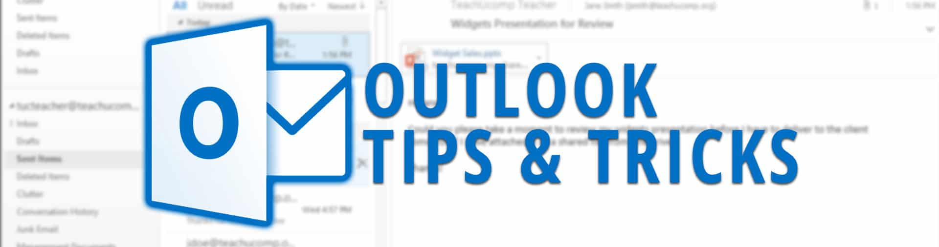 Get more out of Outlook with these simple tips