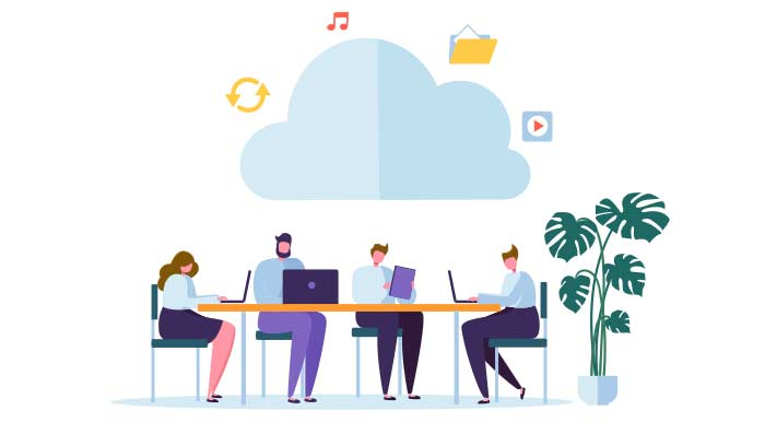 cloud-device-synch-and-cloud-environment