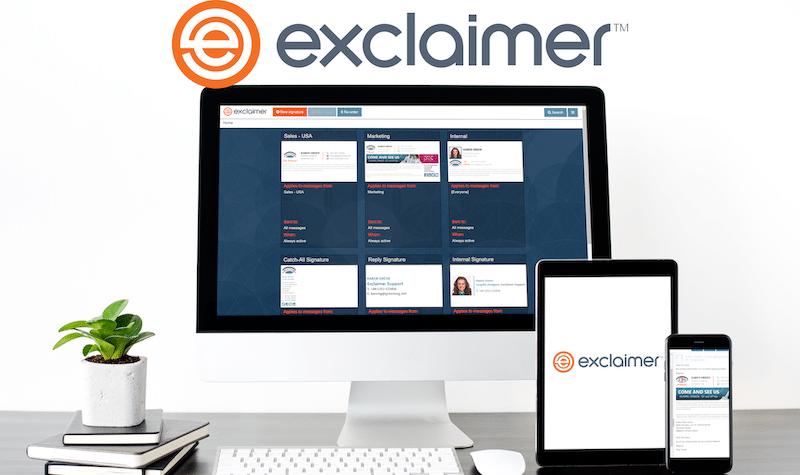 exclaimer-email-signature-management